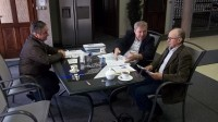 Pracovní jednání s Polskými klíčníky v Siepraw dne 18.4.2012