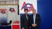 """Členové AZKS na výstavě """"Pragoalarm"""" dne 6.6.2012"""