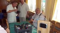 Společné školení Českých a Polských klíčníků dne 30.6.2012 v Šenově u Ostravy