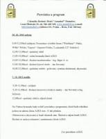 """Pozvánka na dvoudenní školení členů AZKS hotel """"Annahof"""" - Domašov od 20. - 21. 10. 2012"""