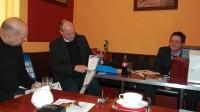 """Pracovní schůzka """"AZKS"""" a firmy """"DAD"""" Francie a """"FANA"""" Polsko dne 8.4.2013 v Havířově"""