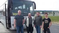 """Členové """"AZKS"""" na školení a exkurzi ve firmě EVVA-Vídeň dne 17.4.2013"""