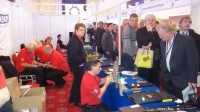 """Mezinárodní výstava """"INTER KEY SERVICE"""" Varšava 1.-2.12.2012."""