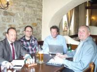 Setkání představitelů Asociace Grémium Alarm, AZKS a CMZS