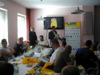 Návštěva společností TKZ Polná  a TOKOZ Žďár nad Sázavou