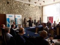 """Konference """"Razem Bezpieczni"""" hotel """"KATOWICE"""" dne 18.9.2013 - Polsko."""