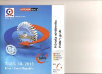 """Členové """"AZKS"""" na výstavě BVV v Brně ve dnech 7.-11.10.2013."""