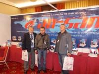 """Členové """"AZKS"""" na výstavě ve Varšavě ve dne 26.- 27.10.2013 """"Inter Key Service 2013 Poland"""""""