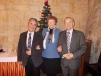"""Vánoční setkání Polských klíčníků dne 7.12.2013 v Katovicích hotel """"Katovice"""""""