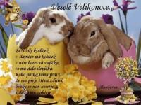 """Vážení Polští kolegové.     Touto cestou mi dovolte jménem Všech členů """"AZKS ČR"""" Vám popřál Veselé Velikonoce 2014.i"""