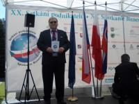 XX. Setkání podnikatelů Českých, Polských a Slovenských v Ostravě dne 18.6.2014