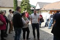 Návštěva výrobního závodu EVVA Tišnov