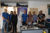 Setkání členů AZKS a zástupců firmy Assa Abloy