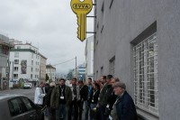 Exkurze do výrobního závodu Evva Vídeň