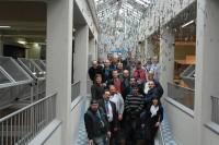 Návštěva muzea zámků ve městě Velbert