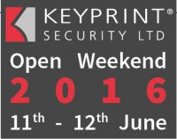 Keyprint Security - Open Weekend