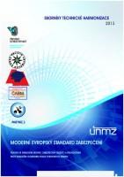 Sborníky technické harmonizace 2013