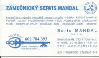 Mahdal Boris