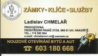 Chmelař Ladislav